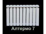 Фото 1 Біметалеві радіатори опалення, модель АЛТЕРМО 7 344048