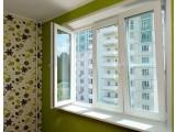 Окно 3-х створчатое Премиум класса