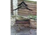 Фото 8 Мангал на колесах кованый .МАНГАЛЫ .БАРБЕКЮ. 336327