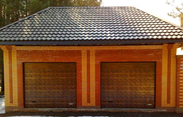 Фото 3 Ворота в гараж Алютех (Белоруссия/ Минск) 297629