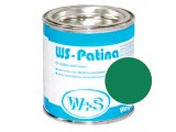 Фото  1 Патина WS-Plast зелень 0,250 RAL: 0011 1976793