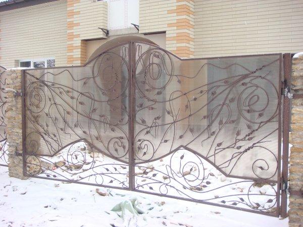 Фото 4 Ворота, калітки, заборні секції ковані.ворота ,калитки,забор. 336335