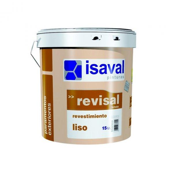 Фото  1 Isaval revisal rugoso фасадная краска 1807280