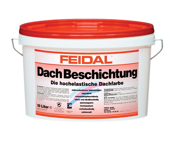 Фото  1 FEIDAL Dach Farbe (DachBeschichtung) кровельная краска 1807316