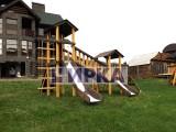 Детская площадка для детей разного возраста для общественых заведений