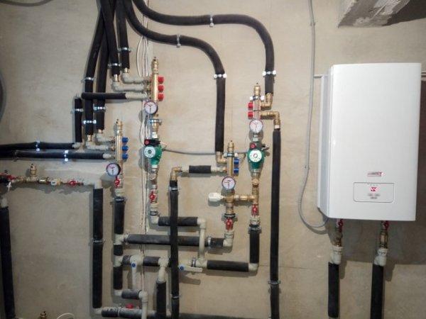 Фото 7 Тепловой насос воздух-вода просчитаю, подберу и смонтирую под ключ. 329406