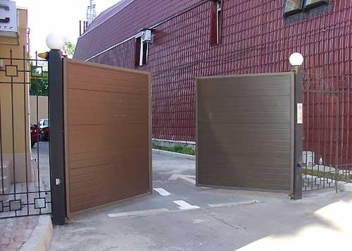 Фото 8 Ворота: гаражные, въездные, проиышленные, ангарные 329806