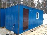 Фото 1 Дачные домики-бытовки для строителей. 334381