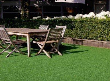 Фото  1 Декоративная искусственная трава ковролин для интерьера, для декора, для басейнов, для ландшафтов 2 2134618