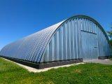 Фото 1 Ангари безкаркасні, каркасні склади, механізовані зерносховища 342738