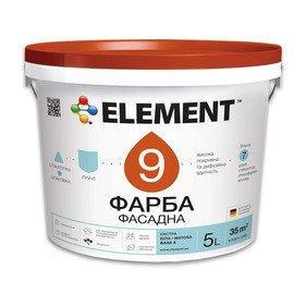 Фото  1 ELEMENT 9 Экстра стойка фасадные краска 1807287