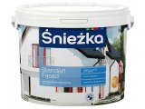 Фото  1 Sniezka Standart Fasad фасадная краска 1807242
