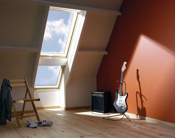 Фото  1 Карнизные окна BXP P2 Fakro (не открывается 78*60). 1401205