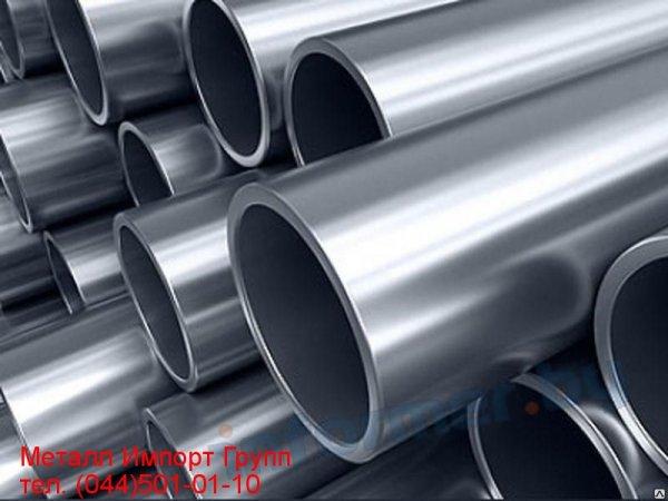Фото 1 Труба електрозварні 80х20х2 мм сталь AISI 201 324208