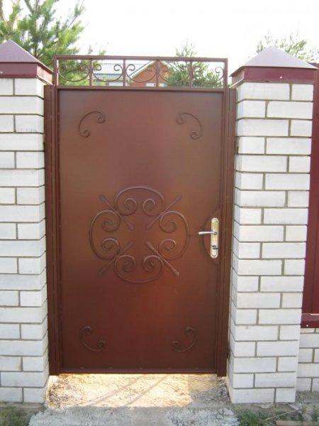 Фото 4 Ворота с профлиста,калитка с профлиста 331656