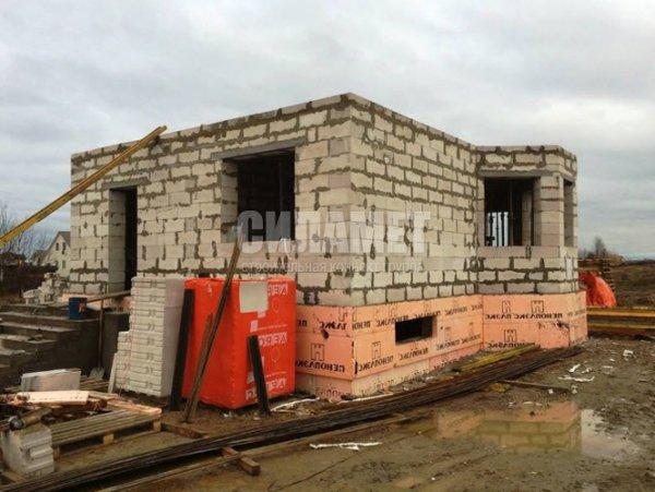 Фото 5 Дом из газоблока, пеноблока, монолитные дома под ключ 328191