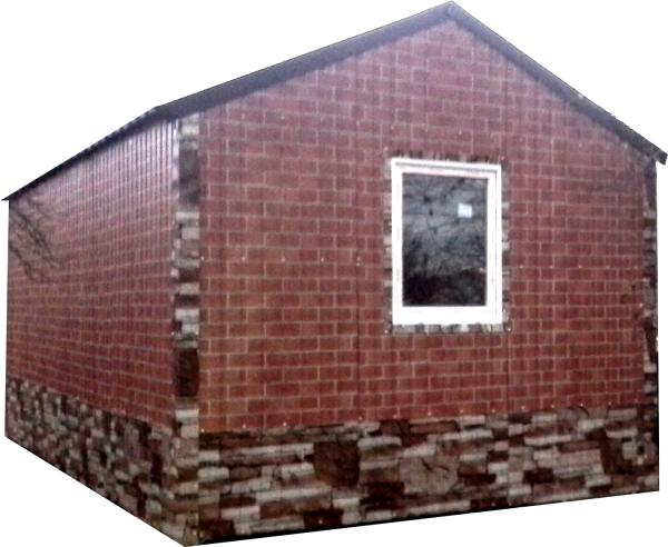 Фото 3 Изготовление дачных домиков 6,0х3,5х2,8 м 303231