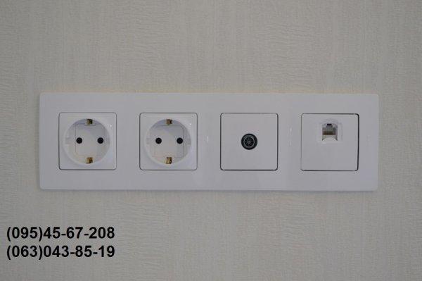 Фото 1 Монтаж электрики. Замена электропроводки. Электромонтаж. 341471