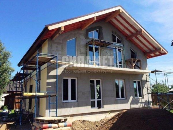 Фото 1 Строительство домов под ключ из пеноблока, газоблоков 328192
