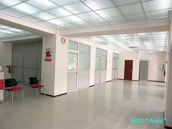 Фото 1 Звони Алюминиевые перегородки в офис, банк, магазин недорого 5640
