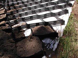 Фото 1 Георешетка для укрепления склонов, армирования дорог - вся Украина 339624