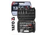 Фото  1 Набор инструментов Yato YT-1268 94 предмета, польский набор ключей Ято 2098932