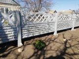 Фото 1 Продажа и установка еврозаборов под ключ в Запорожье 338926