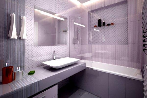 Фото 2 Ремонт ванной под ключ 341455