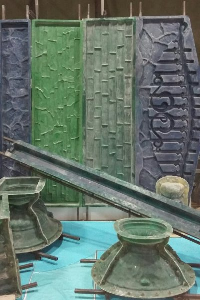 Фото 5 Формы стеклопластиковые для еврозаборов, столбов, оградок 289559