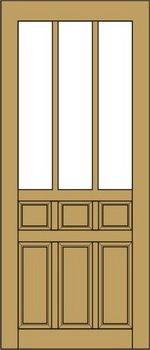 Фото 5 Двери из сосны 343055