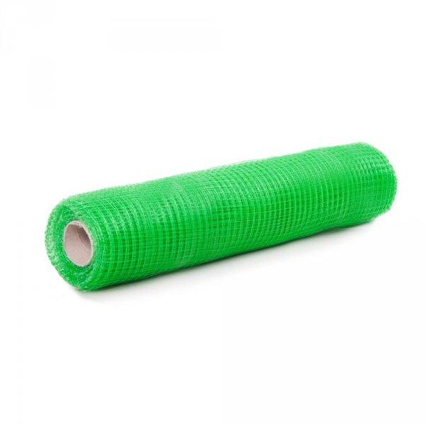 Фото 2 Пластиковая сетка для птиц Клевер 12х14 мм 1х100 м зеленая 332155