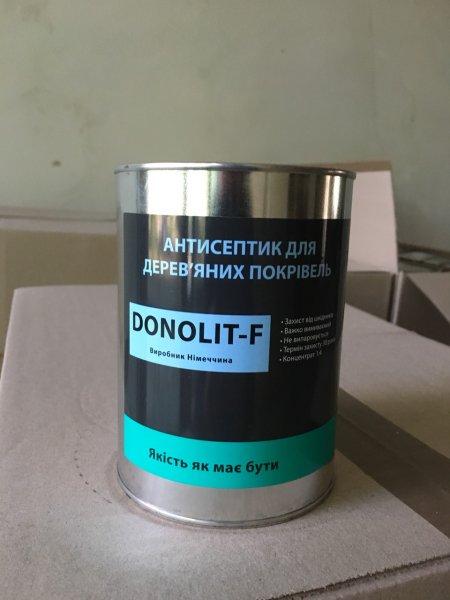 Фото 3 Антисептик для дерева Donolit-F (Донолит) 341559