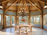 Фото  1 Вагонка деревяна сосна європрофіль 1-го сорту з живим не випадним сучком.Розміри: 80х14 мм. Довжина 2,0м 1972851