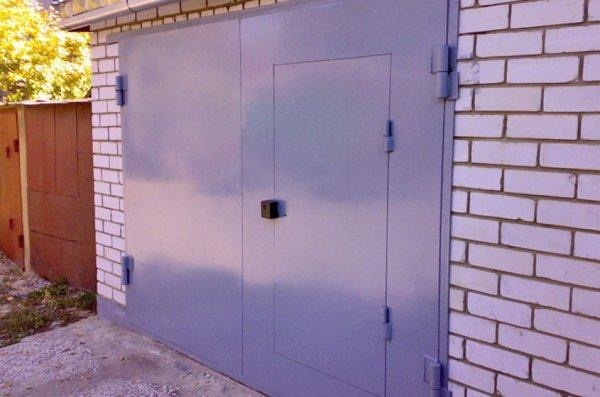 Фото 3 Гаражные ворота 331646