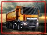 Фото  1 Вантажоперевезення самоскидом з напівпричепом до 40 тон 2099675