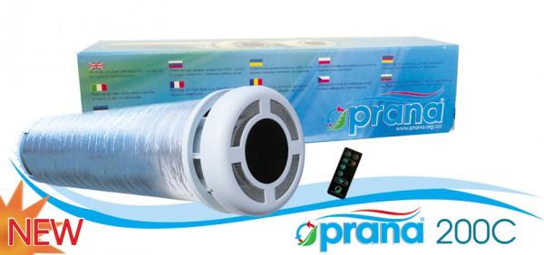 Рекуператор полупромышленной серии Прана-200C. Качественно и доступно