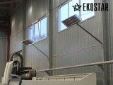 Фото  1 Промышленный мощный 380В электрический инфракрасный обогреватель, тепловая завеса, + в теплицы, EKOSTAR PRO4000 234909