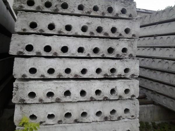 Плиты перекрытия ПК бу по низким ценам с доставкой по городу и области.