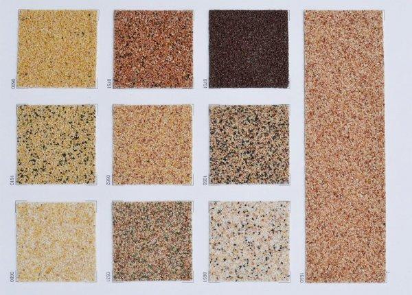 Фото 2 Мраморная мозаичная штукатурка MicroDrewa 25кг/ 50.4$ 329210