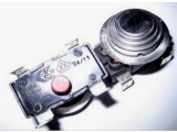 Биметаллический защитный термостат 90°C, 16A, 250V, с кнопкой, однофазный, для бойлеров Electrolux