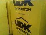 Газобетон, газоблок. ЮДК 600*200*300 мм. Плотность D500.