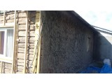 теплоизоляция фасада влажным напылением
