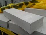 Блок газобетонный 600*200*100 мм. Плотность D500.