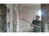 Фото 1 Штукатурка Стен. Машинное Нанесение Гипсовой Штукатурки 330093
