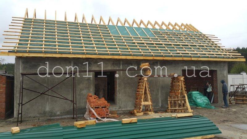 Дом 11 - построить дом под ключ - фото