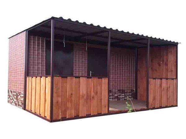 Фото 4 Изготовление дачных домиков 6,0х3,5х2,8 м 303231