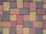 Производство и продажа прессованной тротуарной плитки Кирпичик, Старый Город, Старый Рим.