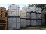 Фото 1 Еврокуб IBC-контейнер 1000 л, европоддоны, бочки. Евротара-Харьков. 329818