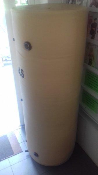 Фото 1 Бак, буферна ємкість, теплоакумулятор для опалення 320л, ціна 9800грн 336228