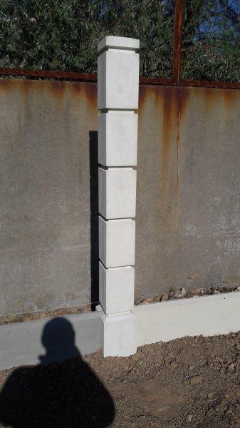 Фото 1 Столбы для забора, столбы для профнастила, столбы для сварной сетки 332607